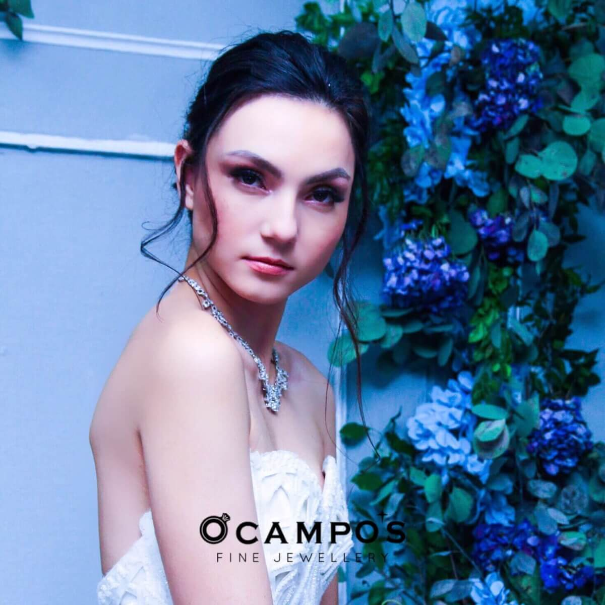 c37e2d35a42 Jasmine Maierhofer is wearing a priced Ocampo s diamond piece from the  Princess Royal Collection.